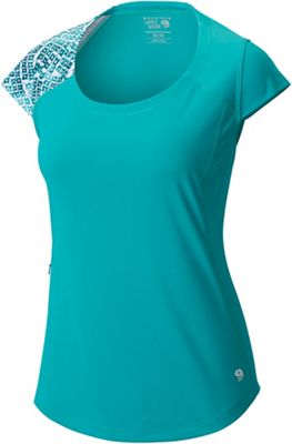 Mountain Hardwear Women's River Gorge SS T