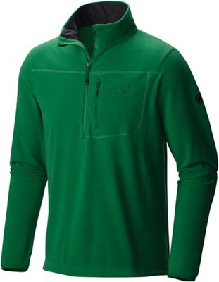 Mountain Hardwear Men's Strecker Lite 1/4 Zip Pullover