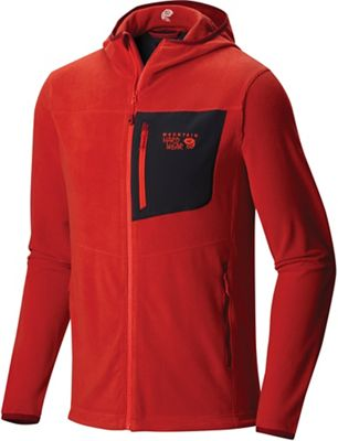 Mountain Hardwear Men's Strecker Lite Hooded Jacket