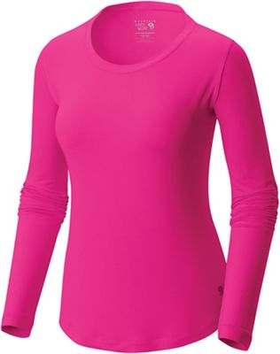 Mountain Hardwear Women's Wicked Lite LS T
