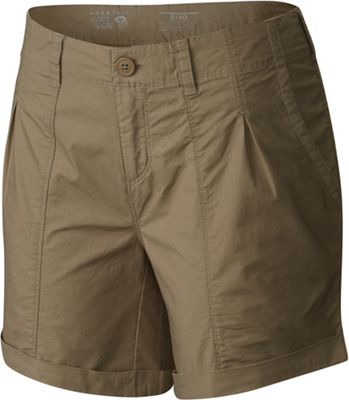 Mountain Hardwear Women's Wandering 6 IN Solid Short