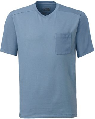The North Face Men's Alpine Start V Neck SS Tee