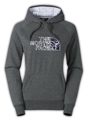 The North Face Women's Avalon Crystal Floral Pullover Hoodie