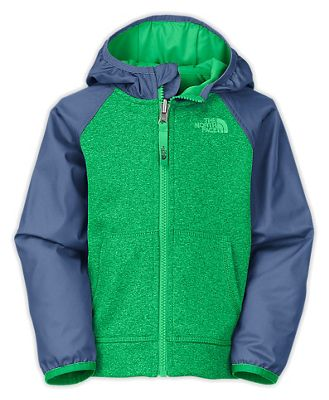 The North Face Toddler Boys' Canyonlands Track Hoodie