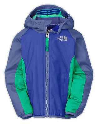 The North Face Toddler Boys' Reversible Grizzly Peak Wind Jacket