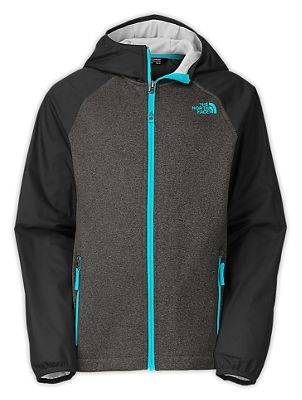 The North Face Boy's Canyonlands Track Hoodie