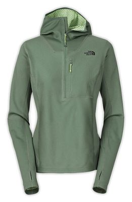 The North Face Women's Fuseform Dolomiti 1/4 Zip Hoodie