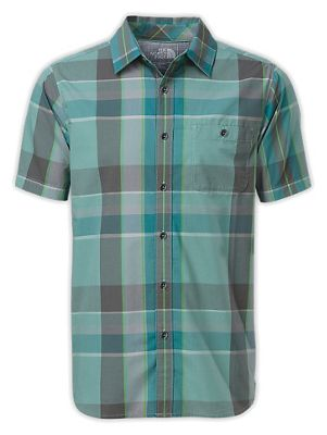 The North Face Men's Exploded Plaid SS Shirt