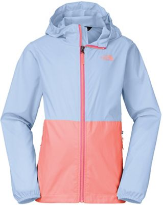 The North Face Girls' Flurry Wind Hoodie