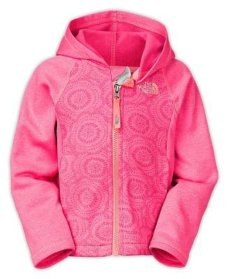 The North Face Toddler Girls' Seashore Fleece Jacket