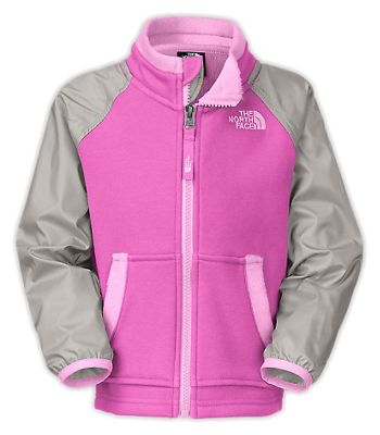 The North Face Toddler Girls' Silver Skye Track Jacket