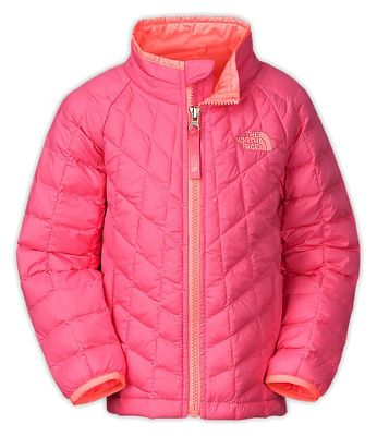 The North Face Toddler Girls' Thermoball Jacket