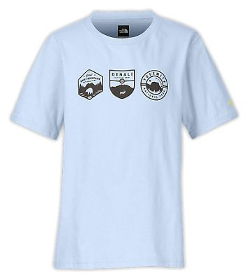 The North Face Boys' Graphic SS Tee