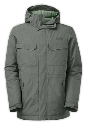 The North Face Men's Grays Harbor Insulated Parka