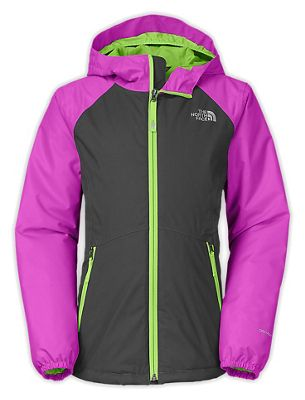 The North Face Girls' Insulated Allabout Jacket