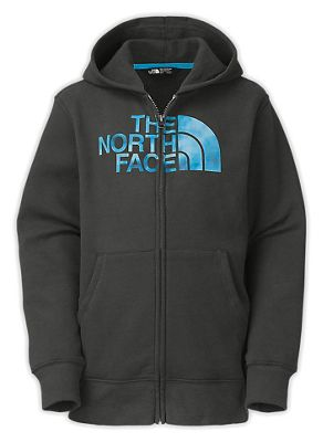 The North Face Boys' Logowear Full Zip Hoodie