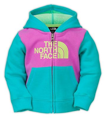The North Face Infant Logowear Full Zip Hoodie