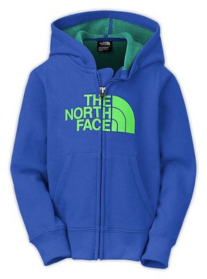 The North Face Toddler Logowear Full Zip Hoodie