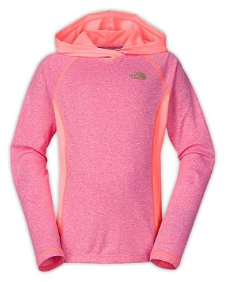 The North Face Girls' Reactor LS Hoodie