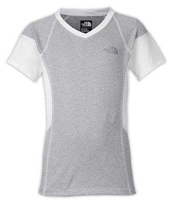 The North Face Girls' Reactor SS Tee
