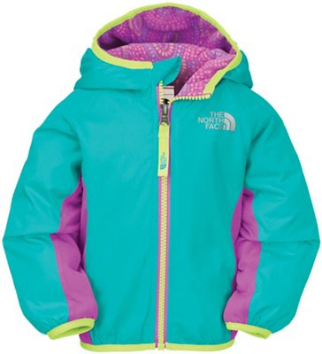The North Face Infant Reversible Grizzly Peak Wind Jacket