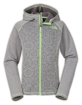 The North Face Girls' Seashore Fleece Hoodie
