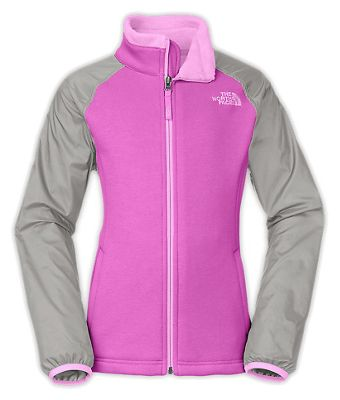 The North Face Girls' Silver Skye Track Jacket
