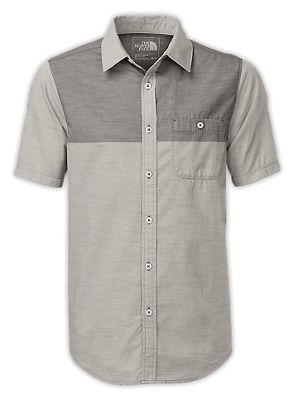 The North Face Men's SS Block Me Shirt