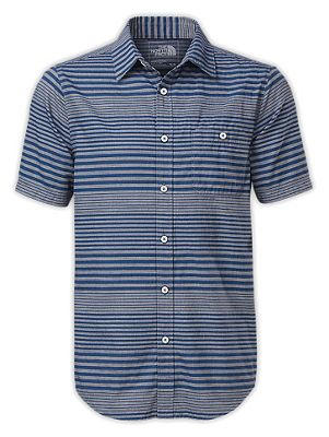 The North Face Men's SS Engine Stripe Shirt
