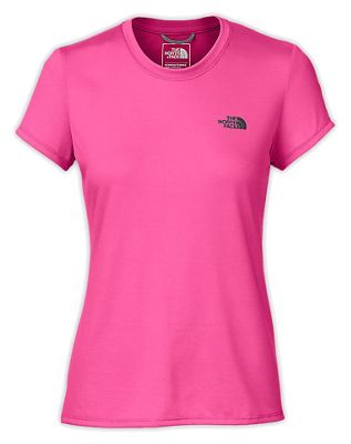 The North Face Women's SS Reaxion Amp Tee