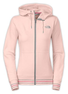 The North Face Women's Stretch Logo Full Zip Hoodie