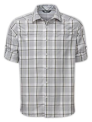 The North Face Men's Traverse Plaid LS Shirt