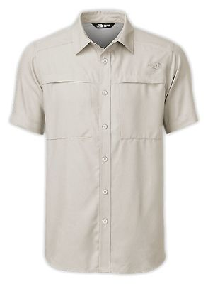 The North Face Men's Traverse SS Shirt