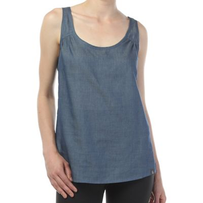 The North Face Women's Woven Breezeback Tank