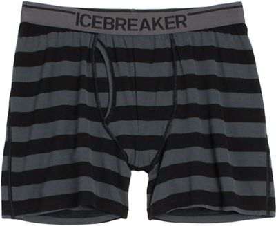 Icebreaker Men's Anatomica with Fly Boxer