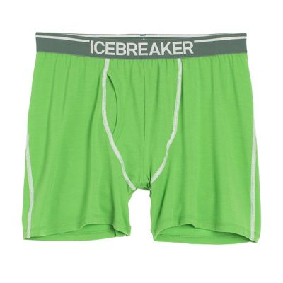 Icebreaker Men's Anatomica Relaxed with Fly Boxer