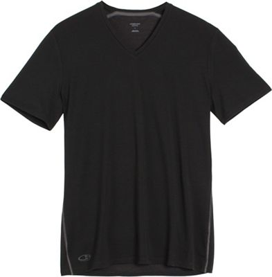 Icebreaker Men's Anatomica SS V Top