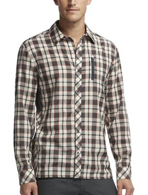 Icebreaker Men's Compass II LS Shirt Plaid
