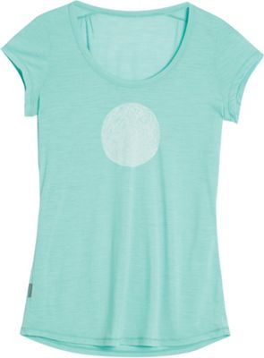 Icebreaker Women's Spheria SS Scoop Top