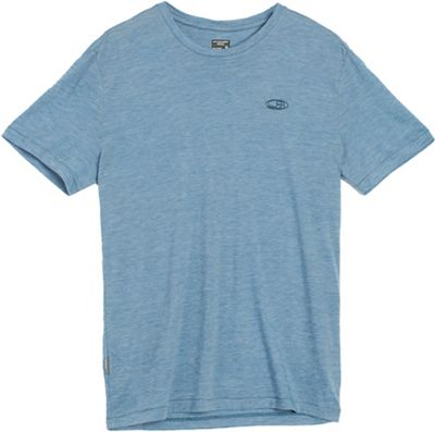 Icebreaker Men's Sphere SS Stripe Crewe Top