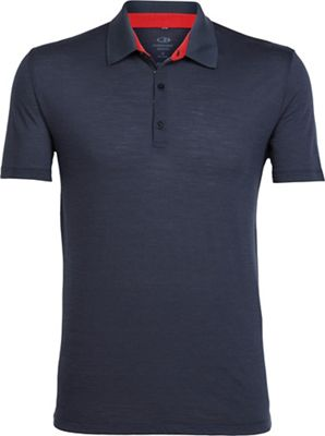 Icebreaker Men's Tech Lite SS Polo