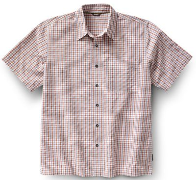 Royal Robbins Men's Desert Pucker SS Shirt