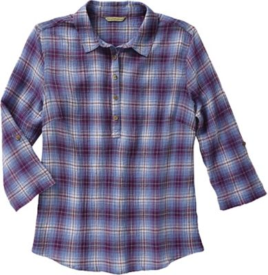 Royal Robbins Women's Oasis Plaid Pullover