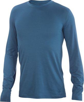 Ibex Men's All Day LS Crew