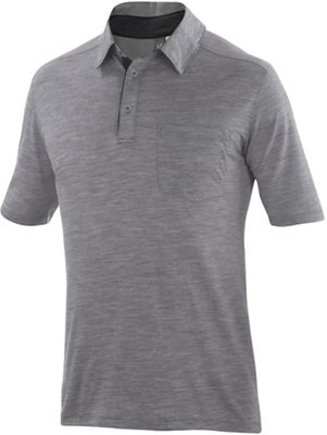 Ibex Men's OD Crosstown Polo