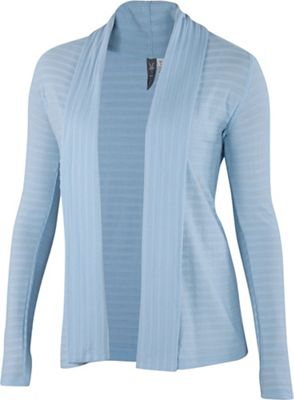 Ibex Women's Shadow Stripe Cardigan