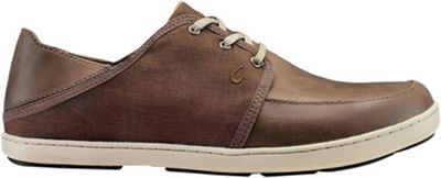 Olukai Men's Nohea Lace Leather Shoe