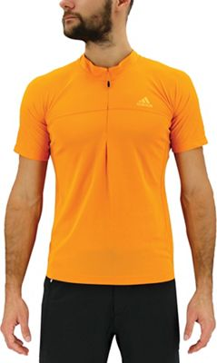 Adidas Men's 37.5 1/2 Zip SS Top