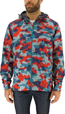Adidas Men's All Outdoor 2L Wandertag AOP Camo Jacket