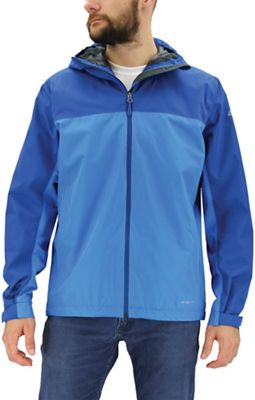 Adidas Men's All Outdoor 2L Wandertag Color Block Jacket